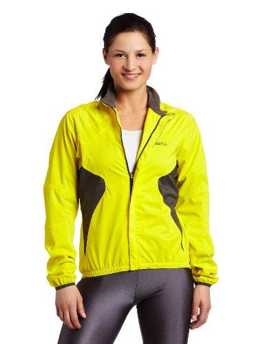 Craft Women's Active Run and Bike Rain Jacket