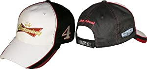 NASCAR Kevin Harvick #4 Budweiser Happy Hour Cap by Checkered Flag
