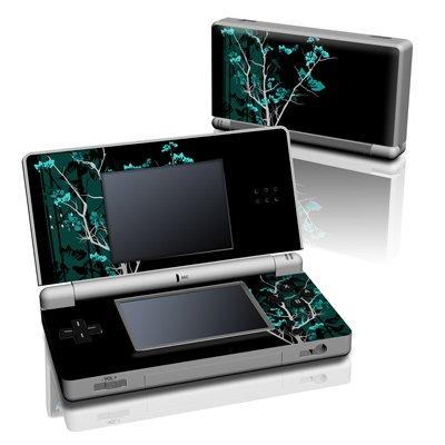 Aqua Tranquility Design Decorative Protector Skin Decal Sticker for Nintendo DS Lite