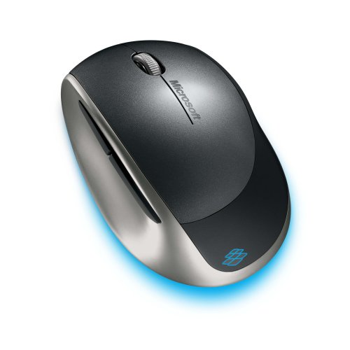 Microsoft 5BA-00003 Explorer Wireless Mini Laptop Mouse w/ BlueTrack Technology