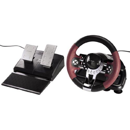 #Hama Racing Wheel Thunder V5#