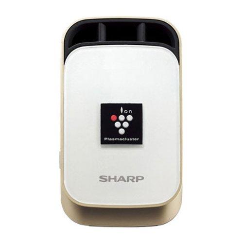 シャープ プラズマクラスターイオン発生機(カーエアコン取付タイプ)SHARP 高濃度「プラズマクラスター25000」搭載 ホワイト系 IG-FC1-W
