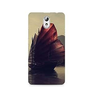 TAZindia Designer Printed Hard Back Case Mobile Cover For Lenovo Vibe P1M