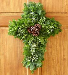 Flowers by 1800Flowers - Remembrance Cross