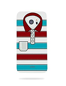 alDivo Premium Quality Printed Mobile Back Cover For HTC One M10 / HTC One M10 Back Case Cover (MKD308)