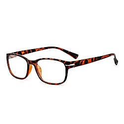 Royal Son Full Rim Rectangular Unisex Spectacle Frame ( RS05330ER | 47 | Transparent )