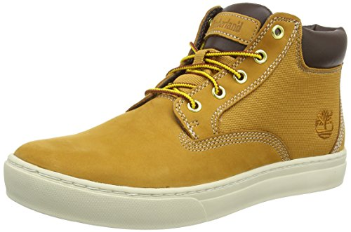 Timberland Ek Adv 2 0Cup, Sneaker, Uomo, Beige (wheat nubuck), 42