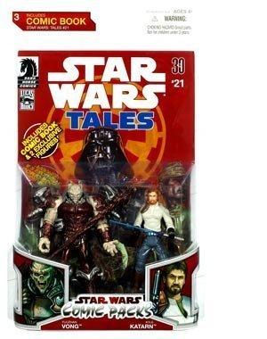 スターウォーズ Star Wars Expanded Universe Yuuzhan Vong & Kyle Katarn by Hasbro ハズブロ [並行輸入品]