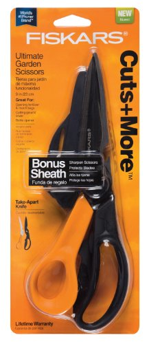 Fiskars 3569221003 Cuts and More Titanium Shear
