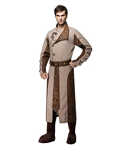 HGM Costume Men's Medieval Lord