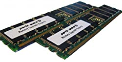 4GB 2 X 2GB DDR Memory Upgrade for Intel SE7320VP2 Server PC2700 Registered 333 MHz 184 pin SDRAM ECC DIMM RAM (PARTS-QUICK BRAND)