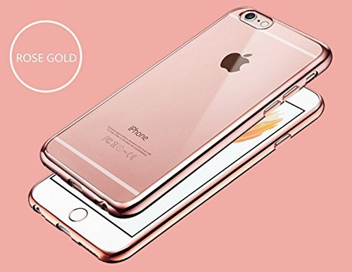 47-only-iphone-6-iphone-6s-case-protective-apple-cover-crystal-clear-soft-gel-plating-tpu-case-fs-04