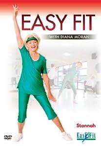 Easy Fit - Diana Moran - New Version [DVD]