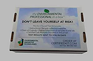 Professional asbestos do it yourself test kit by eit prepaid lab professional asbestos do it yourself test kit by eit prepaid lab testing and shipping perfect for solutioingenieria Images