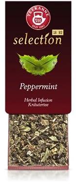 Teekanne Selection 1882 im Luxury Bag - Peppermint - erfrischend, wohltuend, 20 Portionen, 1er Pack (1 x 50 g) von Teekanne bei Gewürze Shop