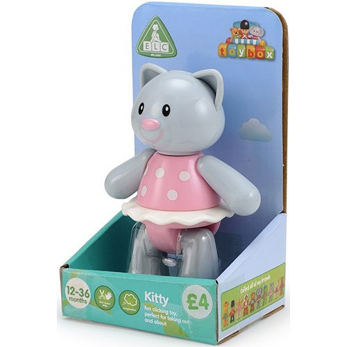 Early Learning Centre Toybox Kitty Baby Toy