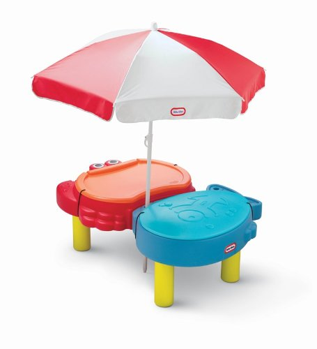 An Image of Little Tikes Sand and Sea Play Table