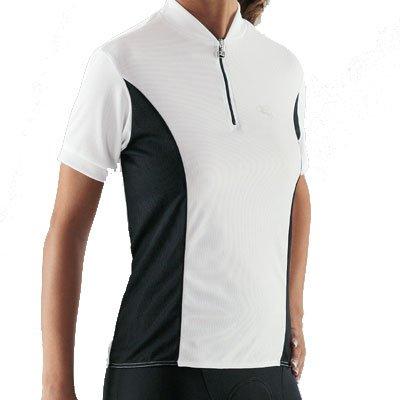 Buy Low Price Giordana Women's Apex Short Sleeve Cycling Jersey – White – gi-wssj-apex-whit (B000E3EVGW)