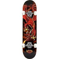 Buy Powell Golden Dragon Flying Dragon Complete Skateboard by Powell Golden Dragon