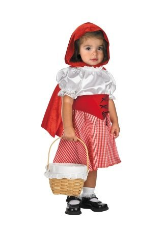 Little Red Riding Hood Costume for Baby