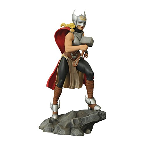 Marvel Gallery Femme Fatales: Lady Thor Statue