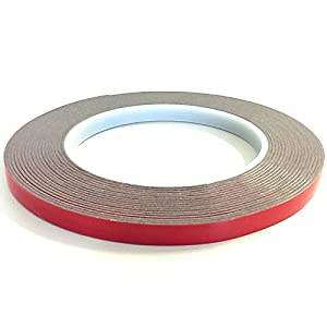 3M PT1100 Acrylic Plus tape double-sided 7,5mm x 5m
