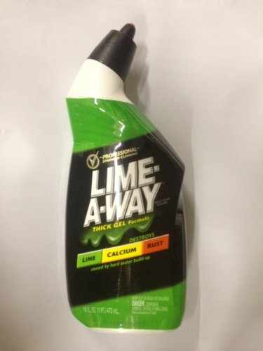 Lime-A-Way Toilet Bowl Cleaner