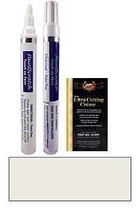 1/2 Oz. Chrome Silver Metallic Paint Pen Kit for 2009 Nissan Cube (KY0)