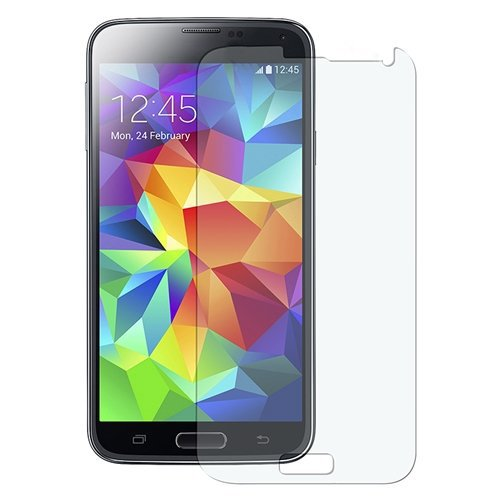 Cosmos ® 4 Pcs Premium Frosted Lcd Screen Protector For Samsung Galaxy S5 Sv(2014)