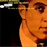 At the Five Spot Cafe [Import, From US, Live] / Kenny Burrell (CD - 1991)