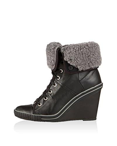 G-Star Raw Footwear Botas de invierno  Negro / Gris EU 40