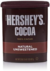 Hershey's Unsweetened Cocoa, 23 Oz