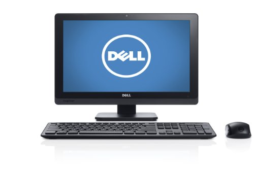 Dell Inspiron One 2020 io2020-3337BK 20-Inch All-in-One Desktop (Black)