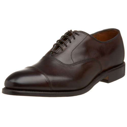 Allen Edmonds Men's Park Avenue Lace-Up,Dark Brown Burnished,13 D US