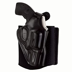 Galco Ankle Glove Ankle Holster for Glock 26, 27, 33 by Galco Gunleather