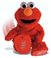 T.M.X Tickle Me Elmo 10 Year Anniversary - Spanish Version from Fisher Price