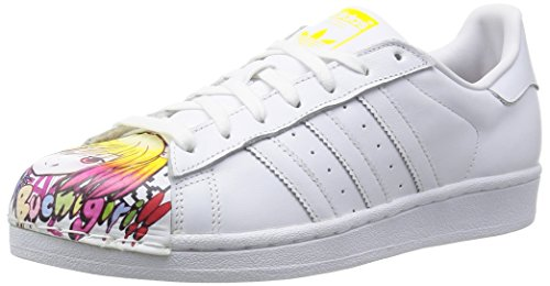 adidas Unisex - Adulto Superstar 1 Mr Sport Shell Toe multicolore Size: 43 1/3