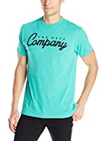 Neff Camiseta Manga Corta Neff Co. (Turquesa)