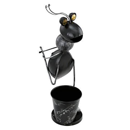 solar-led-metal-ant-with-bucket-planter-garden-light