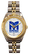 Morehead State University Eagles Ladies Executive Stainless Steel Sports Watch