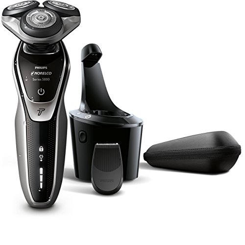 philips-norelco-electric-shaver-5700-wet-dry-s5370-84-with-turbomode-and-smartclean
