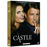 Castle - Season 4 [DVD] EU Import With original English Audio