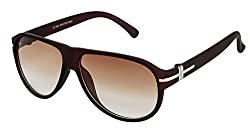 Rafa Aviator Sunglasses (Brown) (ORIENT-BRN)