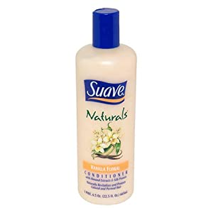Suave Naturals Conditioner, Vanilla Floral - 22.5oz.