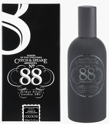 No 88 Cologne 100ml (2 x 50ml)
