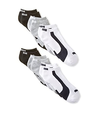 PUMA Men's Runner Socks - 6 Pack