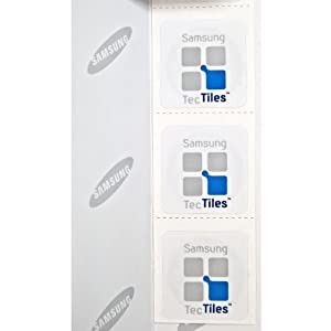 Samsung TecTiles (5-Pack),  Programmable Near Field Communication Tags for Samsung NFC Galaxy S3,  S2,  S,  Note 2,  Note and NFC Enabled Phones