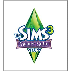 New Release : Sims 3 Master Suite Stuff Pack [Download]