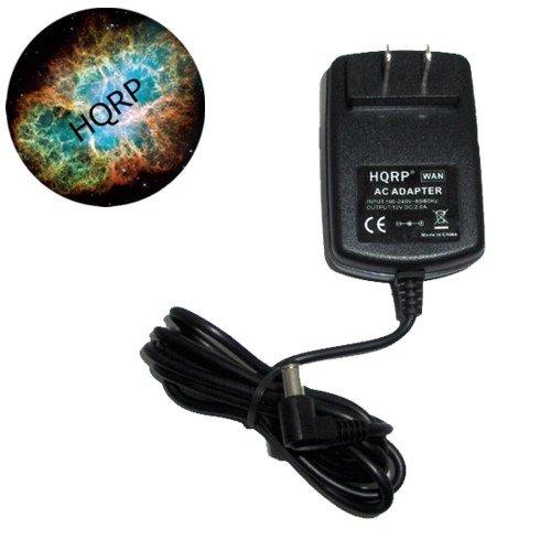 Hqrp Ac Adapter / Power Supply For Yamaha Psr-170 / Psr170 / Psr-172 / Psr172 Keyboards Replacement Plus Hqrp Coaster