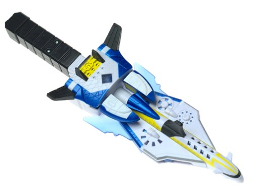 Transformers Armada Role Play Sword - Star Saber with Battle Clashing Sound Plus Bonus Comic Book
